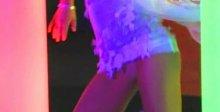 """Видео и фото Юлия Ковальчук в нижнем белье на съемках клипа """"Толкни меня"""""""