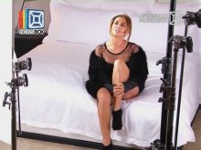 "Видео равно фото Жанка Фриске на нижнем кальсоны на передаче ""News Box"""