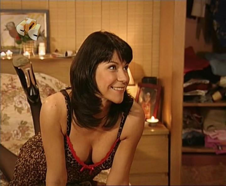 Катя волкова сексуальная в ворониных видео