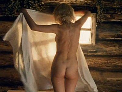 Голая Анна Чапман на эротическом фото  Знаменитые и