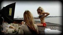 """Видео равно фото голая Веруня Брежнева в фотосессии чтобы журнала """"Максим"""" 0008 год"""