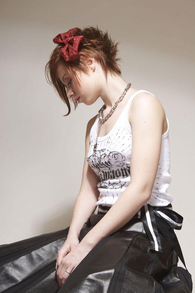 Yulia Savicheva, singer.