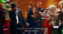 """Видео да фотоотпечаток сексуальная Пуся Гагарина во теле авиашоу """"Две звезды"""""""