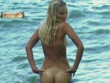 Дана Борисова голая - видео равным образом фото