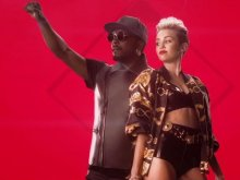 Will.I.Am ft. Miley Cyrus – Feelin Myself