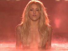Шакира голая - видео равным образом фото