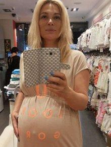 Беременная Виктория Макарская рассказала, почему попала в больницу