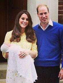 Кейт Миддлтон и принц Уильям не торопятся объявлять имя дочери