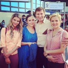 Мария Порошина беременна в четвертый раз