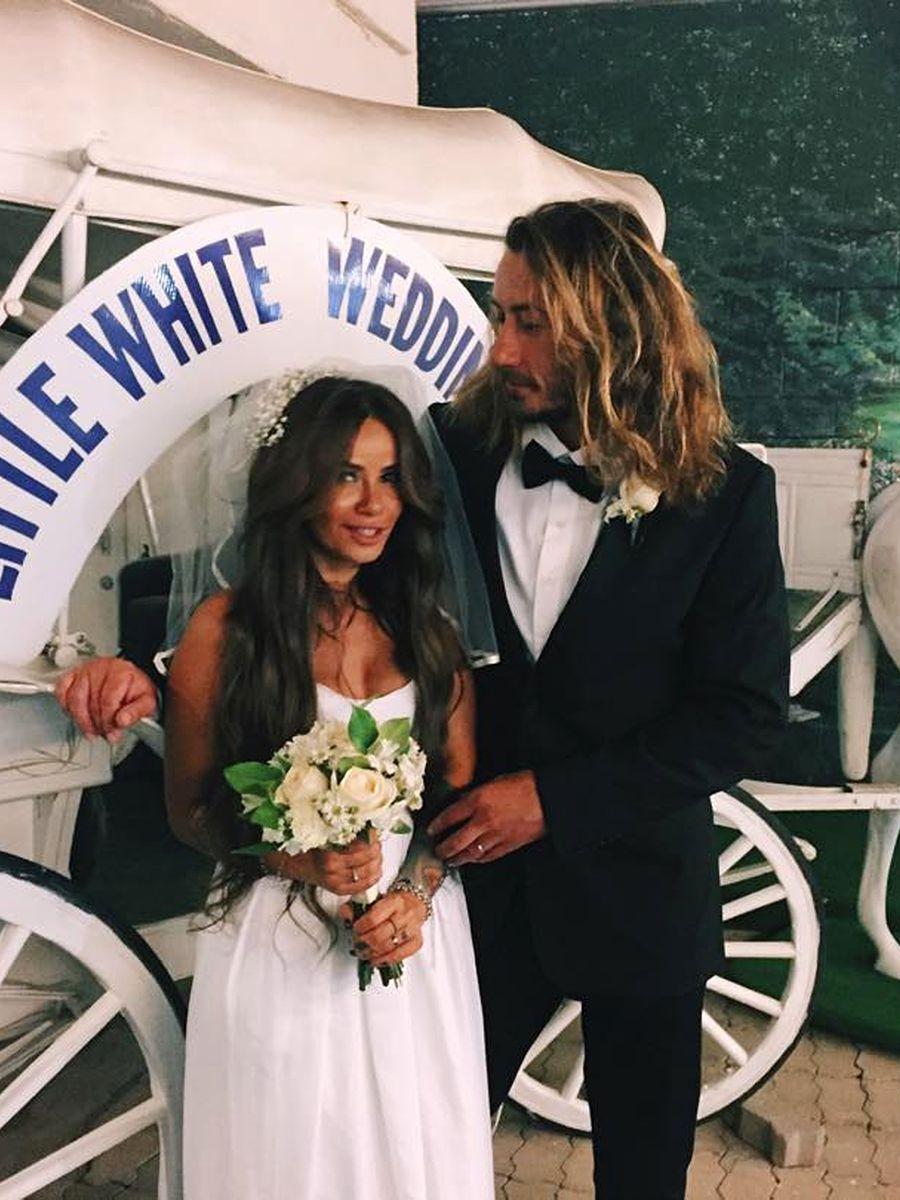 Айза Долматова и Дмитрий Анохин поженились бритни спирс инстаграм