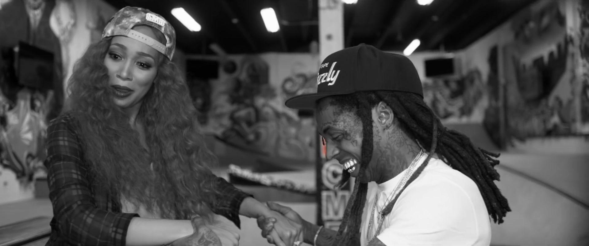 Клип Lil Wayne