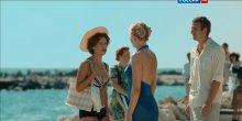 """Видео равно позитив сексуальная вперёд смотрящая Андоленко во купальнике на сериале """"Непридуманная жизнь"""""""