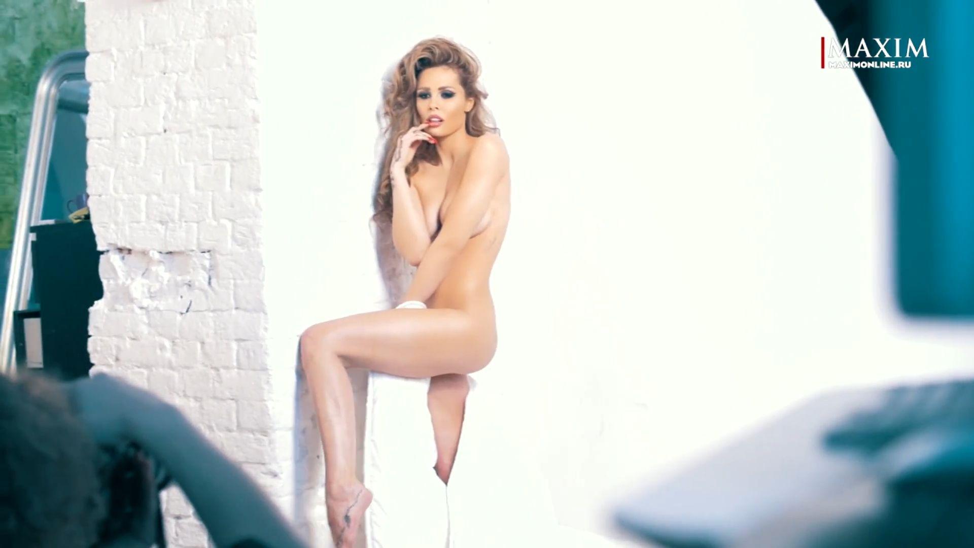 Мария горбань голая
