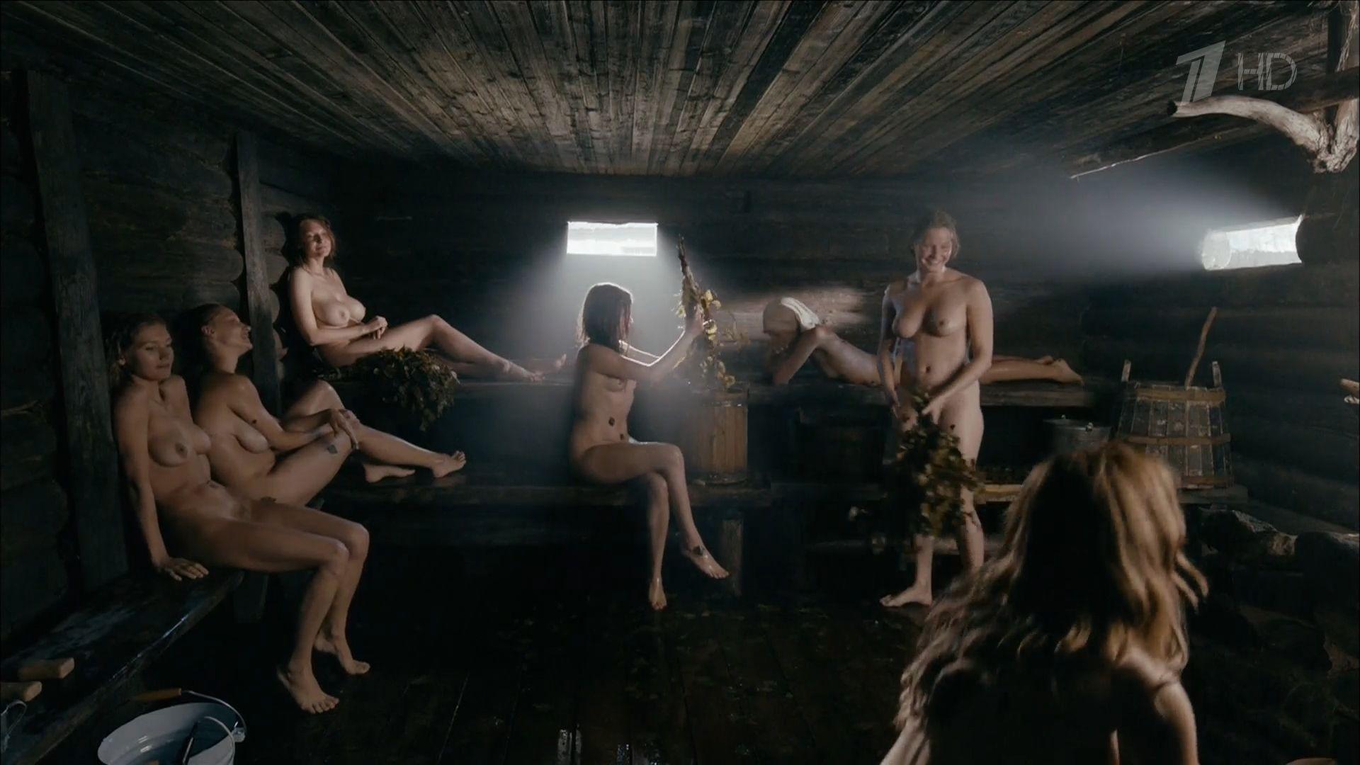 Эротика с варей черноус, Голая Асмус в интимно сцене ремейка А зори здесь тихие 4 фотография