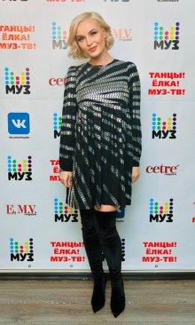 Полина Гагарина рассказала, что ее заставило скрывать беременность