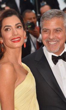 Джордж Клуни и Амаль Аламуддин стали родителями близнецов